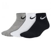 Nike Носки Nike Cotton Cushion Quarter (3 пары)