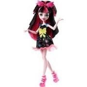Papusa Monster High Electrified Hair Raising Draculaura