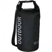 Водоустойчива чанта, 10 л., черна, HAMA-178174