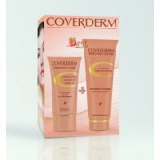 Coverderm Perfect Face & Removing Cream Gift Pack - 2 items