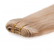 Rapunzel® Hair extensions Haartresse Premium Glatt M7.5/10.8 Scandinavian Blonde 50 cm