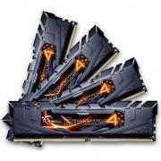 Memorie ram g.skill DDR4, 32 GB, 2666MHz, CL15 (F4-2666C15Q-32GRKB)