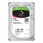 Hard Drive Seagate IronWolf HDD 3.5'' 8TB 7200 RPM SATA III 6Gb/s 256MB | ST8000VN0022