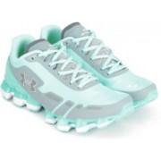 Under Armour UA SCORPIO Running Shoes For Women(Blue, Grey)