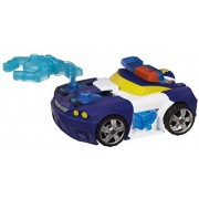 Playskool Heroes Transformers Rescue Bots Energize Chase The Police Bot Figure Toy Figure Vehicle Police Bot Figure From Robot To Police Car Mode And Back