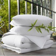 Pyrenex Pack PYRENEX Nature Couette + 2 Oreillers Taille 240 x 220 cm