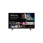 Smart TV LED 32 Philco PTV32E21DSWN HD com Conversor Digital 3 HDMI 2 USB Digital Wi-Fi Netflix - Preta