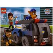 Конструктор полицейски камион с кученце (149 елемента) EmonaMall - Код W3252