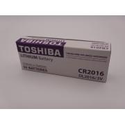 Toshiba CR2016 baterie litiu 3V