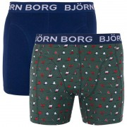 Bjorn Borg 2PACK pánské boxerky Bjorn Borg vícebarevné (1841-1246-81081) M