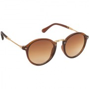 Arzonai Hayes MA-017-S3 Unisex Round Sunglasses