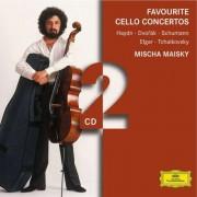 Mischa Maisky - Favourite Cello Concertos (0028947754275) (2 CD)