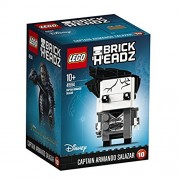 Lego (Lego) Brick Heads Captain · Salazar 41594