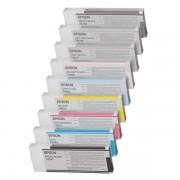 Epson Originale Stylus Pro 4800 Cartuccia stampante (T6067 / C 13 T 606700) nero, Contenuto: 220 ml