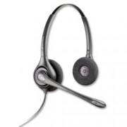Слушалки Plantronics SupraPlus HW261N, широколентов звук, шумо-изолиращ микрофон, QD букса