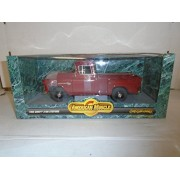 American Muscle 1/18 1955 Chevy 3100 Stepside (Red) Collector's Edition Die Cast Metal