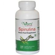 Naturz Ayurveda Spirulina 120 Tablets