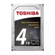 Disco 3.5 4TB TOSHIBA 128Mb SATA 6Gb/s 72rp -X300