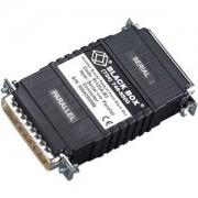 Black Box Network Services Async RS232 to Parallel Convert Negro Adaptador de Cable