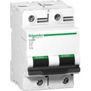 Kismegszakító Acti9 C120H 2P 80 A 15 kA C A9N18457 - Schneider Electric