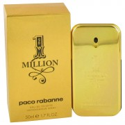 1 Million Eau De Toilette Spray By Paco Rabanne 1.7 oz Eau De Toilette Spray