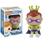 Funko Pop Freddy Funko Vinyl Exclusivo Superhero Super Heroe