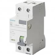 FID zaštitni prekidač 2-polni 63 A 0.1 A 230 V Siemens 5SV3416-6
