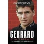 Gerrard My Autobiography Steven Gerrard biografia