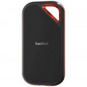 SanDisk Extreme Pro SSD Externo 500GB USB-C 3.1 Preto/Laranja