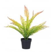 Planta artificiala in ghiveci, Sedum, 40 cm inaltime