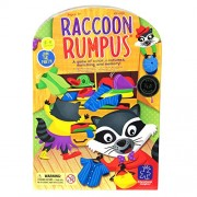Educational Insights Raccoon Rumpus Game