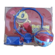 Pac-Man and the Ghostly Adventures Basketball & Hoop Set