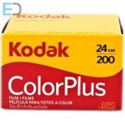Kodacolor Plus 200-135-24 negatív film