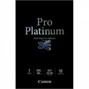 Canon Photo Paper Pro Platinum PT-101 32.9x48.3cm A3 10 listova foto papir za ispis fotografije Smooth gloss 300gsm ISO98 0.3mm A3 10 sheets PT101A3 BS2768B018AA BS2768B018AA