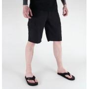 pantaloni scurți bărbați VULPE - Hydroslambozo Hibrid - NEGRU