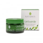Crema Viso Tonificante 50 ml Vetiverde Nature's