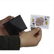 Tradico® Magical Card Vanish Illusion Change Sleeve Close-up Street Magic Trick New