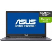 Laptop Gaming Asus VivoBook Pro N580VN Intel Core Kaby Lake i7-7700HQ 1TB HDD 8GB nVidia GeForce MX150 4GB FullHD Bonus Bundle Software + Games
