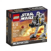 Star Wars Lego 76 Pcs Robot At Dp Bike Box Building Toys