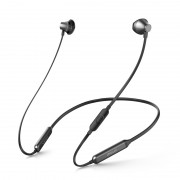 PICUN H12 Neck-band In-ear Magnetic Wireless Bluetooth 4.1 Stereo Earphone with Mic for iPhone Samsung - Black