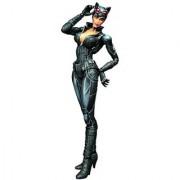 Square Enix Batman Arkham City: Play Arts Kai Catwoman Action Figure