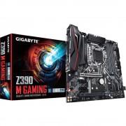 Matična ploča Gigabyte Z390 M GAMING Baza Intel® 1151v2 Faktor oblika Micro-ATX Set čipova matične ploče Intel® Z390