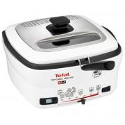 Aparat de gătit multifuncţional Tefal Versalio Deluxe FR495070, 9 programe, 2 L, Înveliș vas antiaderent, Cronometru, Vas detașabil, Alb