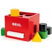 BRIO 30148 Plocklåda Röd