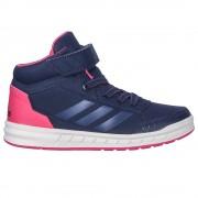 Детски Кецове Adidas AltaSport Mid EL K CG3339