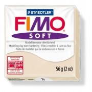 Gyurma, 56 g, égethető, Fimo Soft, szahara (FM802070)