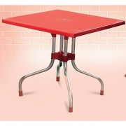 SUPREME OLIVE TABLE (RED)