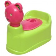 Gold Dust Baby Traning Potty Seat (Green)