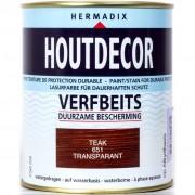 Hermadix houtdecor 651 teak 750 ml