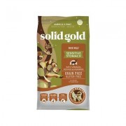 Solid Gold Buck Wild Venison, Potato & Pumpkin Recipe Sensitive Stomach Grain-Free Adult Dry Dog Food, 24-lb bag